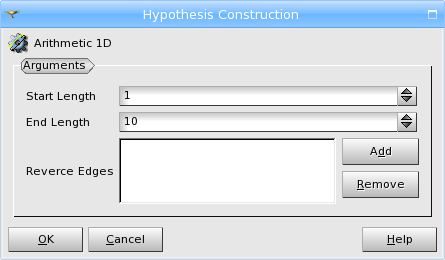 SALOME Mesh User's Guide: 1D Meshing Hypotheses