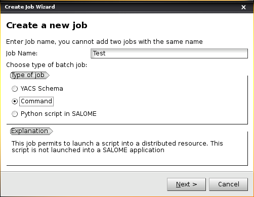 Using the JOBMANAGER GUI — jobmanager 9 3 0 documentation