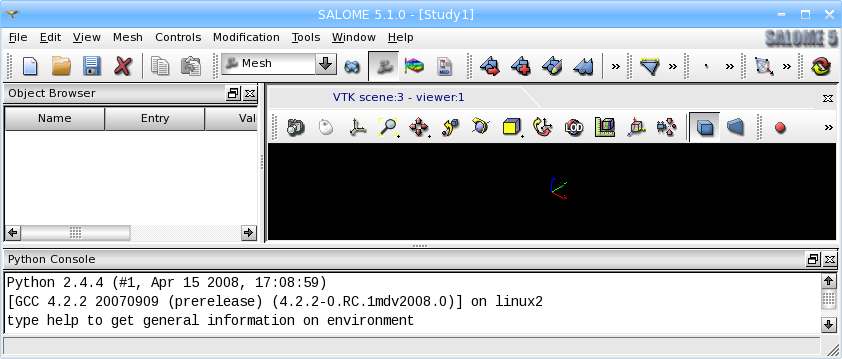 Introduction to Mesh module — Mesh 9 3 0 documentation
